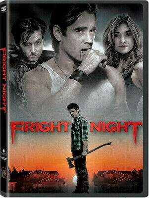 Fright Night [New DVD] Ac-3/Dolby Digital, Dolby, Dubbed, Subtitled, Widescree