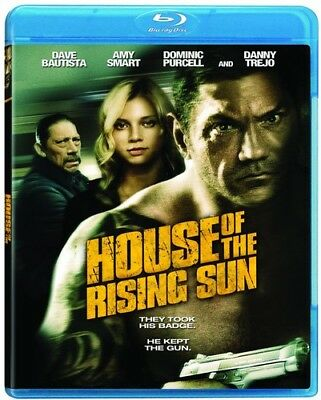 House of the Rising Sun [New Blu-ray] Ac-3/Dolby Digital, Dolby, Digital Theat
