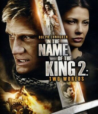 In the Name of the King 2: Two Worlds [New Blu-ray] Ac-3/Dolby Digital, Digita