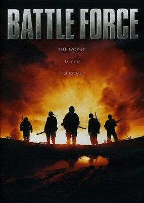 Battle Force [New DVD] Ac-3/Dolby Digital, Dolby, Subtitled, Widescreen