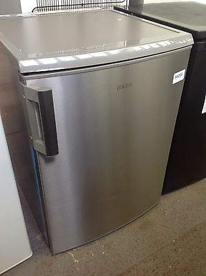 *AEG S71700TSX0 Fridge - Silver / Stainless Steel #94256