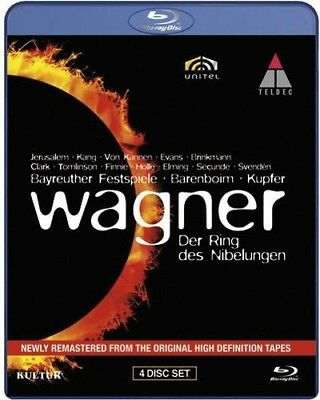 R. Wagner - Der Ring Des Nibelungen [New Blu-ray] Boxed Set, Ac-3/Dolby Digital