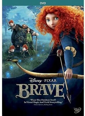 Brave [New DVD] Ac-3/Dolby Digital, Dolby, Dubbed, Subtitled, Widescreen