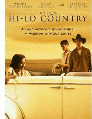 The Hi-Lo Country [New DVD]