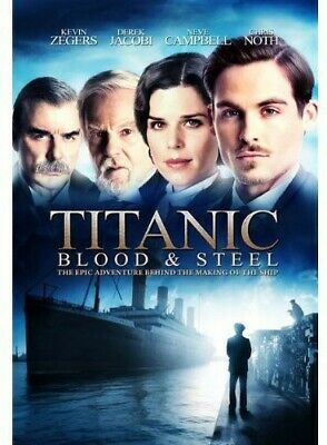 Titanic: Blood and Steel [New DVD] Boxed Set, Dolby, Widescreen, Ac-3/Dolby Di