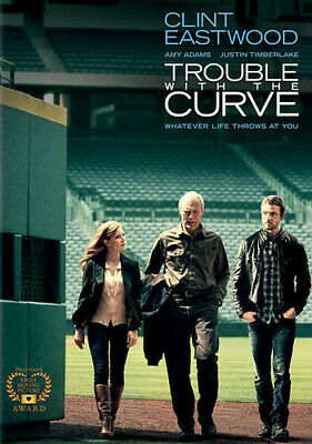Trouble with the Curve [New DVD] Eco Amaray Case