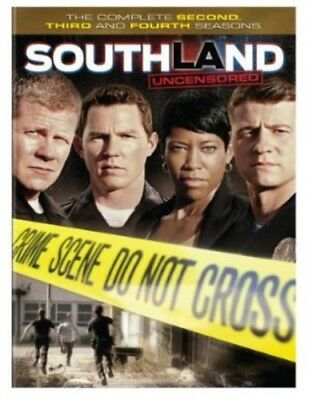 The Southland - Southland: The Complete Second, Third and Fourth Seasons [New DV