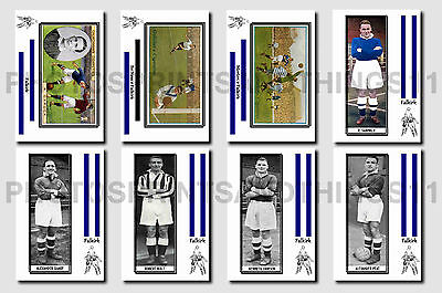 FALKIRK - CIGARETTE CARD HISTORY 1900-1939 - Collectable postcard set # 1