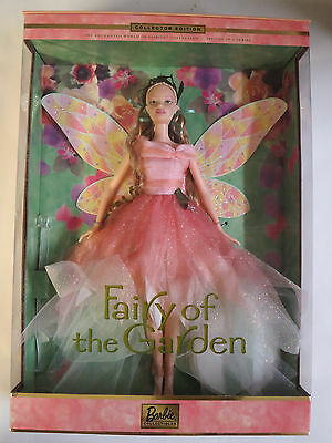 Fairy of the Garden Barbie Mattel Doll Collectibles Whimsical Fun and Frolic!
