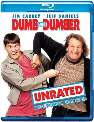 Dumb and Dumber [New Blu-ray] Unrated, Widescreen
