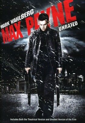 Max Payne [New DVD] Ac-3/Dolby Digital, Dolby, Dubbed, Subtitled, Widescreen