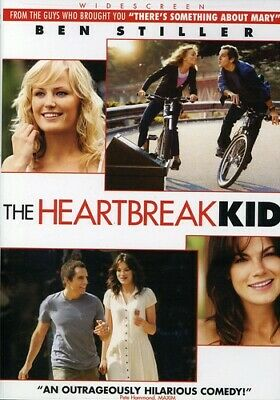 The Heartbreak Kid [New DVD] Ac-3/Dolby Digital, Dolby, Dubbed, Subtitled, Wid