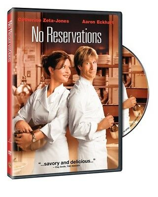 No Reservations [New DVD] Full Frame, Subtitled, Widescreen, Ac-3/Dolby Digita
