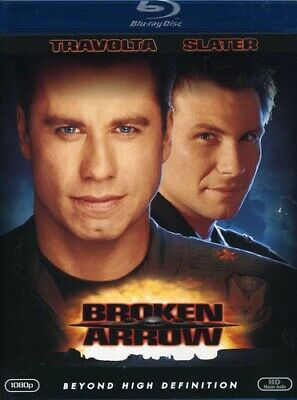 Broken Arrow [New Blu-ray] Dolby, Digital Theater System, Dubbed, Subtitled, W