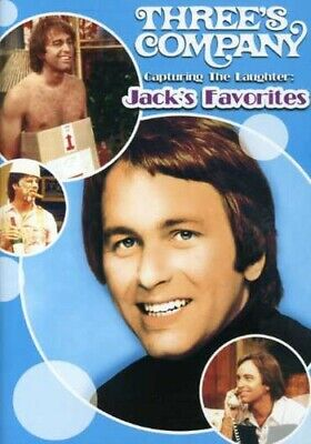 Three's Company: Capturing the Laughter - Jack's [New DVD] Full Frame