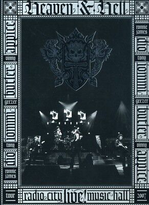 Heaven & Hell - Heaven & Hell: Live From Radio City Music Hall [New DVD]