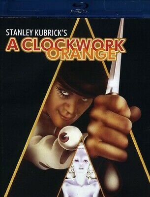A Clockwork Orange [New Blu-ray] Rmst, Special Ed, Subtitled, Widescreen, Ac-3