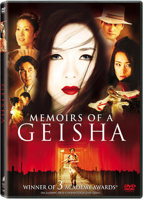 Memoirs of a Geisha [New DVD] Ac-3/Dolby Digital, Dolby, Dubbed, Subtitled, Wi