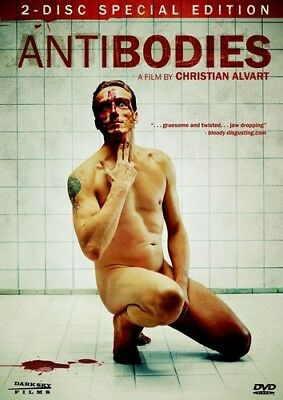 Antibodies [New DVD] Special Edition