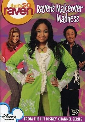 That's So Raven: Raven's Makeover Madness [New DVD]