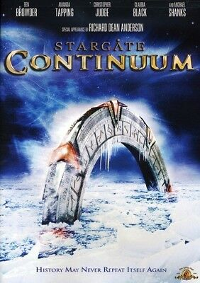 Stargate: Continuum [New DVD] Ac-3/Dolby Digital, Dolby, Dubbed, Subtitled, Wi