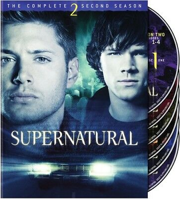 The Supernatural, Su - Supernatural: The Complete Second Season [New DVD]