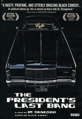 The President's Last Bang [New DVD] Subtitled, Widescreen