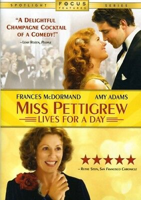 Miss Pettigrew Lives for a Day [New DVD] Full Frame, Subtitled, Widescreen, Ac