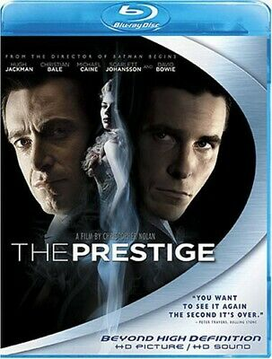 The Prestige [New Blu-ray]