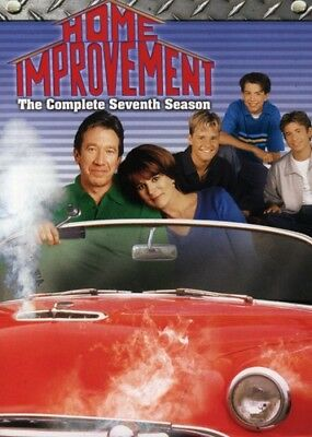 Home Improvement: The Complete Seventh Season [New DVD]