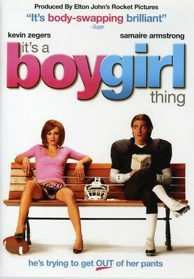 It's a Boy Girl Thing [New DVD] Amaray Case, Widescreen