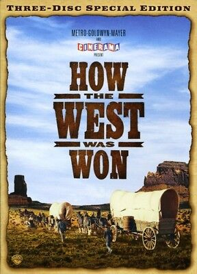 How the West Was Won [New DVD] Rmst, Restored, Special Edition, Widescreen, Ac