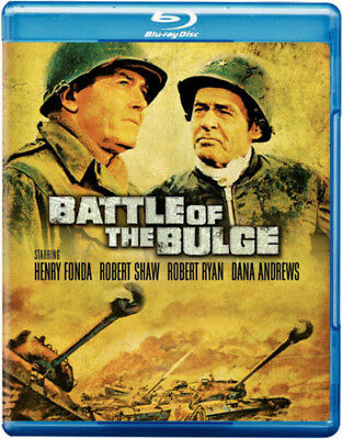 Battle of the Bulge [New Blu-ray] Ac-3/Dolby Digital, Dolby, Dubbed, Subtitled