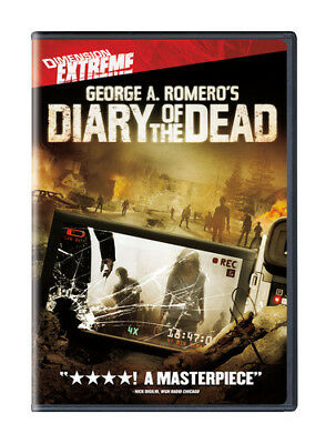 Diary of the Dead [New DVD] Subtitled, Widescreen
