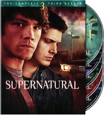 The Supernatural, Su - Supernatural: The Complete Third Season [New DVD]
