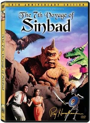 The 7th Voyage of Sinbad [New DVD] Anniversary Edition, Rmst, Subtitled, Wides
