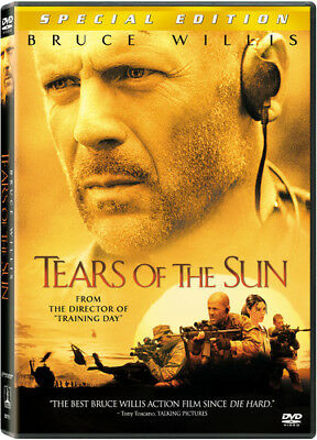 Tears of the Sun [New DVD] Special Edition, Subtitled, Widescreen, Dolby