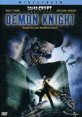 Tales from the Crypt Presents Demon Knight DVD Region 1 WS