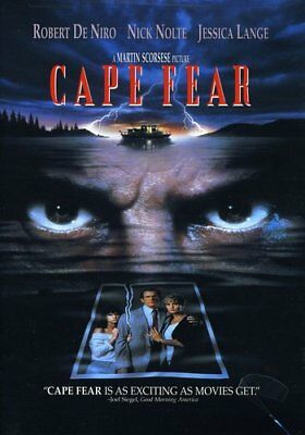 Cape Fear [New DVD] Ac-3/Dolby Digital, Dolby, Digital Theater System, Dubbed,