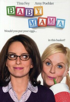 Baby Mama [New DVD] Full Frame, Subtitled, Widescreen, Ac-3/Dolby Digital, Dol