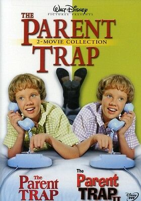 The Parent Trap: 2 Movie Collection [New DVD]