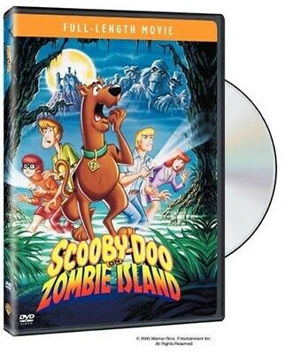Scooby Doo on Zombie Island [New DVD] Ac-3/Dolby Digital, Amaray Case, Dolby,