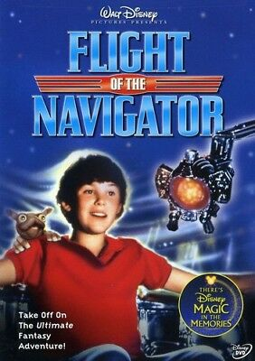 Flight of the Navigator [New DVD]