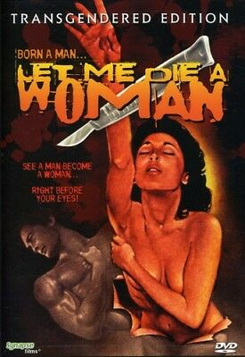 Let Me Die a Woman [New DVD] Widescreen