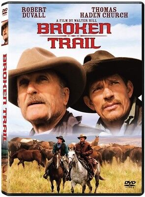 Broken Trail [New DVD] Ac-3/Dolby Digital, Dolby, Subtitled, Widescreen