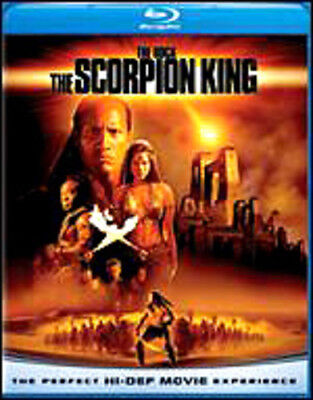 The Scorpion King [New Blu-ray] Ac-3/Dolby Digital, Dolby, Digital Theater Sys