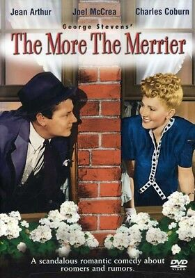The More the Merrier [New DVD] Full Frame