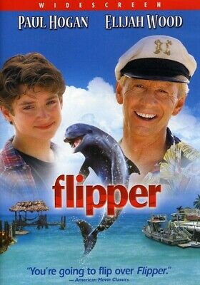 Flipper (1996) [New DVD] Ac-3/Dolby Digital, Dolby, Dubbed, Subtitled, Widescr