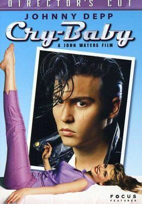 Cry-Baby [New DVD] Director's Cut/Ed, Dolby, Subtitled, Widescreen