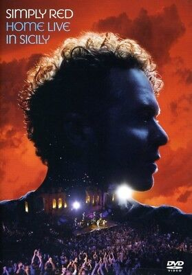 Simply Red - Home Live in Sicily [New DVD]